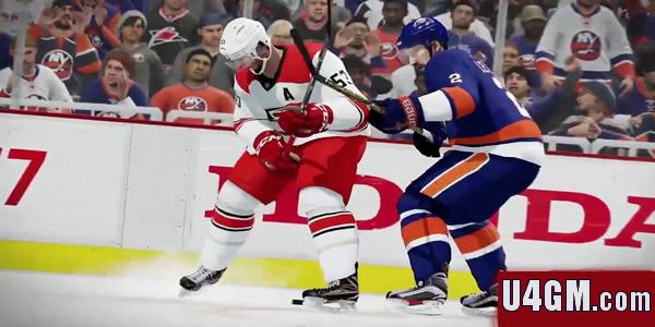 08054 NHL 18 Main Modes: Faster Gameplay And Bigger Hits