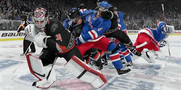 08142 NHL 18: The New Hole Control System And Itself Innovations