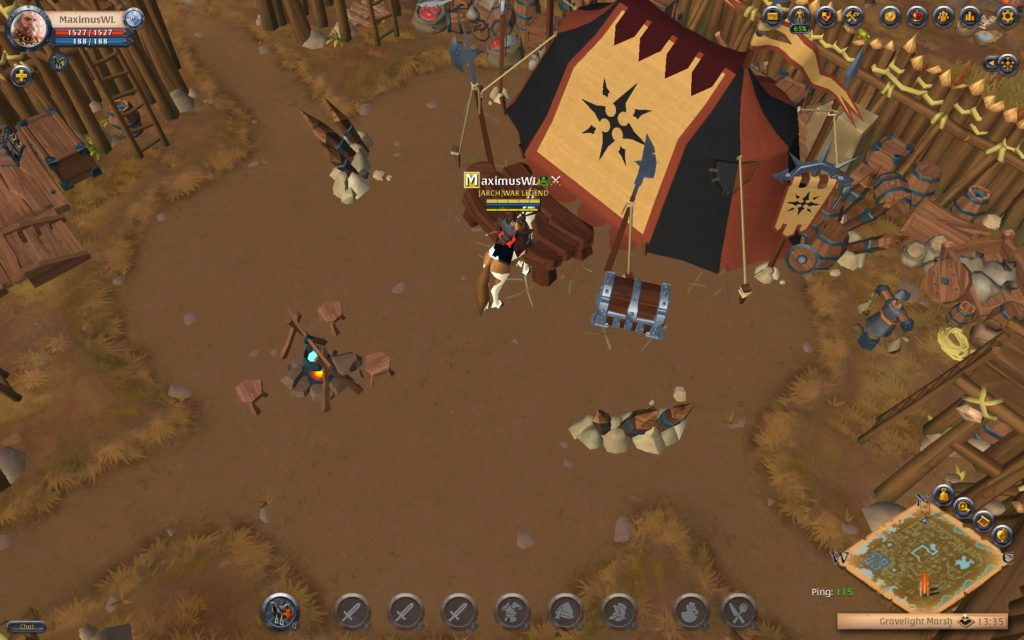 Albion-Online_WarCamp-1024x640 Albion Online Has Now Banned The Exchange Of Gold