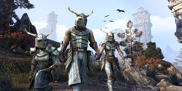 03207 PS4 Gamers Need To Have ESO Gold To Play The ESO