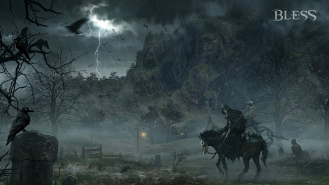 Spiritforestedit Do You Know A New Contender Emerges In Bless Online?