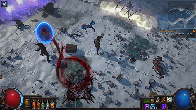 poe-image5.1 Budget Frostbolt League Starter Build In PoE
